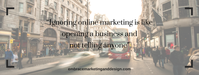 WANT to know where to start your ONLINEMarketing?